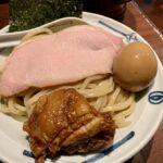 麺屋武蔵の武蔵つけ麺近影
