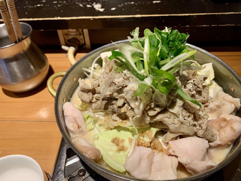 Casserole à viande Casserole à viande Chiba avant la cuisson