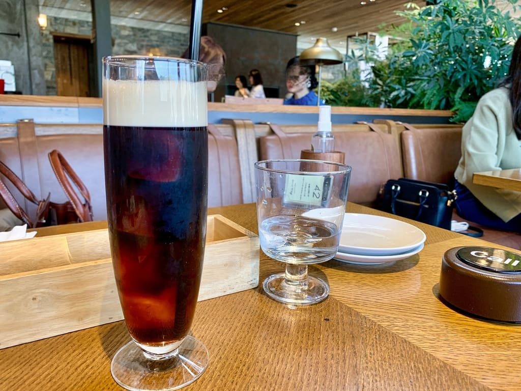 バードツリーの生コーヒー