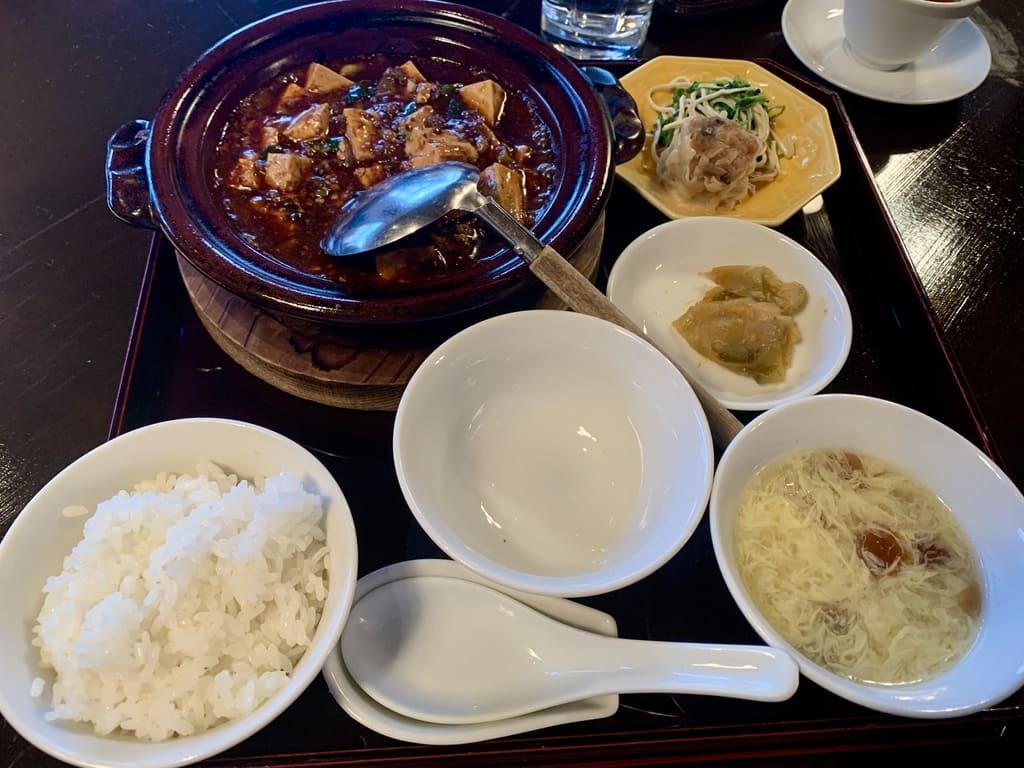Conjunto de tofu Zezekan Pocchiri Sichuan Mapo