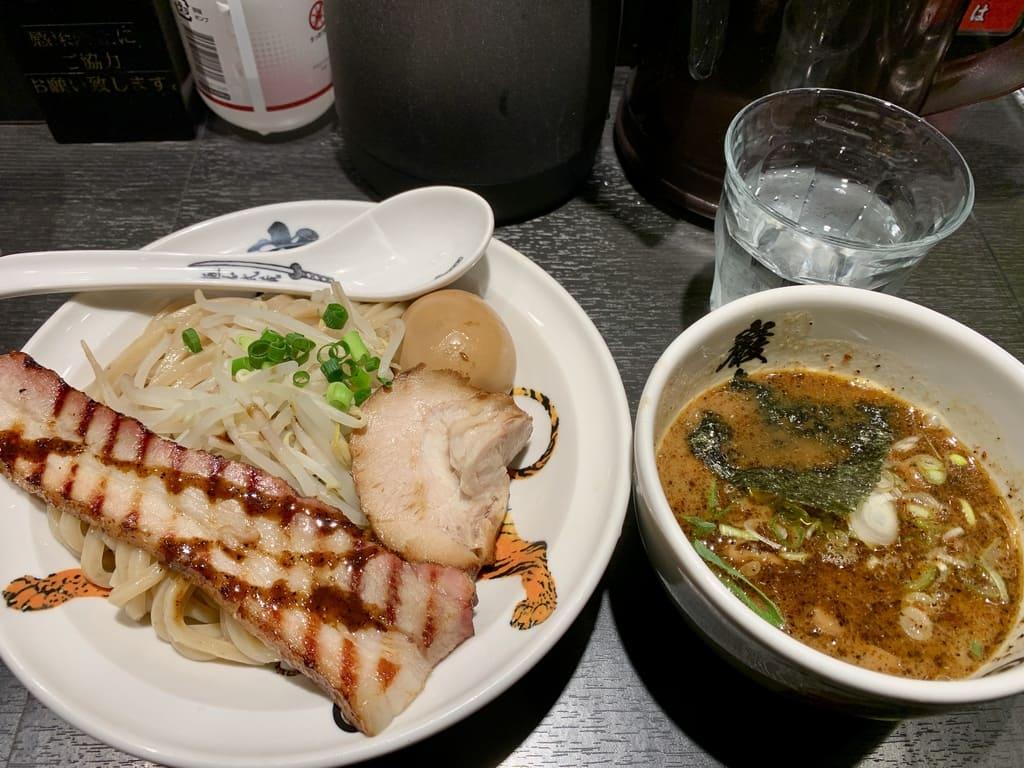 麺屋武蔵巌虎の巌虎つけ麺