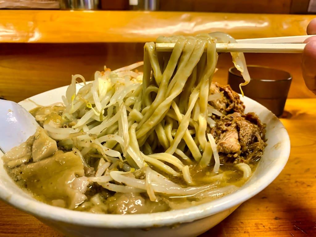 拉麵池田福田店的拉麵小餐