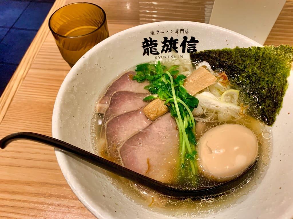 Ryukishin LEO's Shio Ramen DX