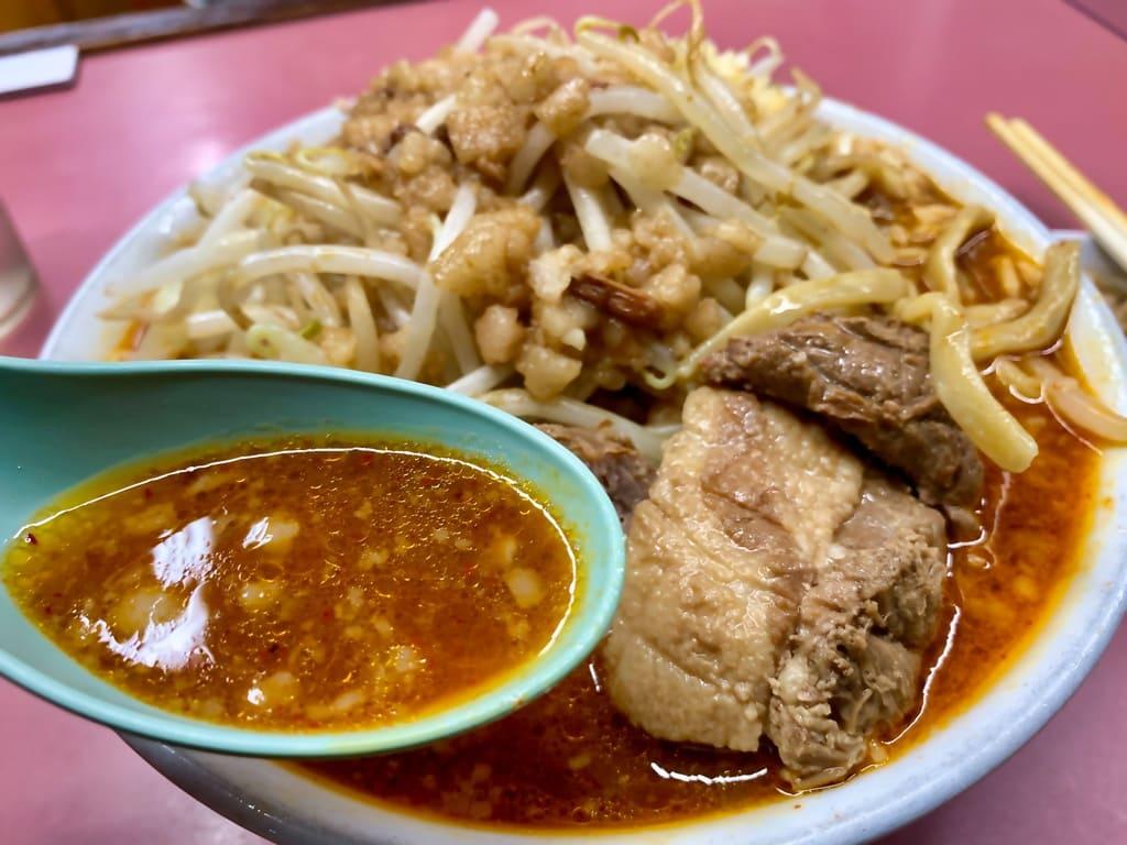 Soupe ramen ramen-so miso pour les personnes intéressantes
