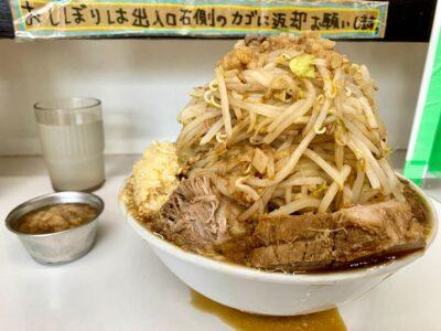 Овощи рамэн Машимаши
