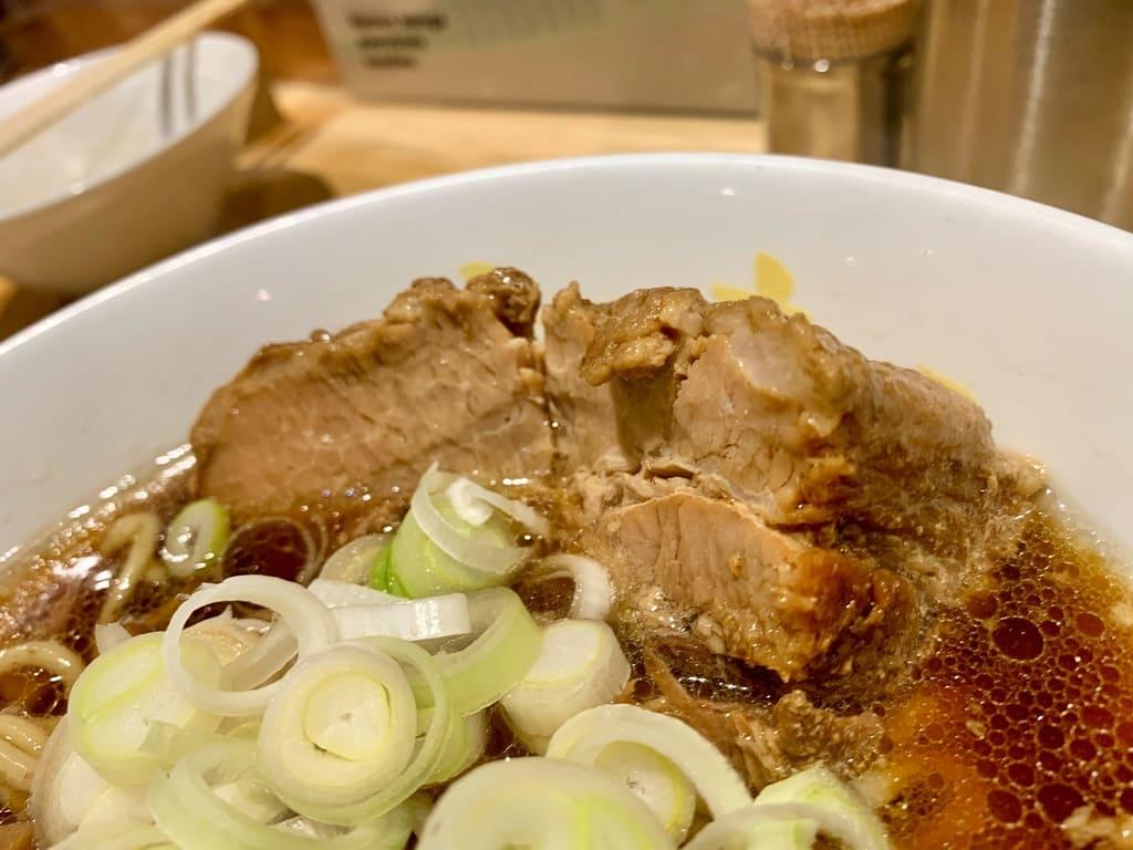 人類みな麺類 別館のチャーシュー