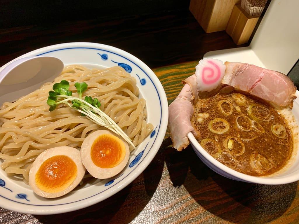 サバ6製麺所 西中島南方店のサバ濃厚鶏つけ麺
