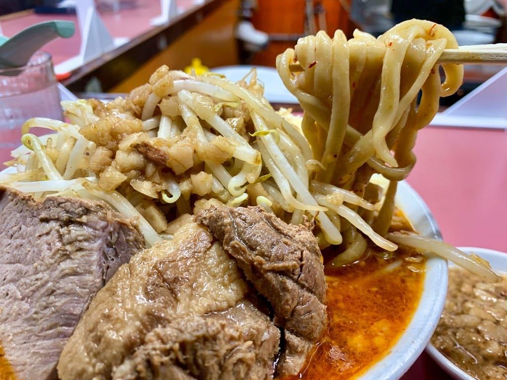 Repas de ramen Ramen-so Miso pour les personnes intéressantes