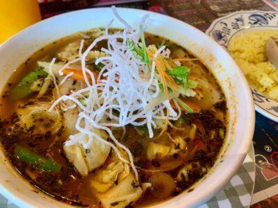 Magic Spice Sapporo Main Store Chicken Soup Curry