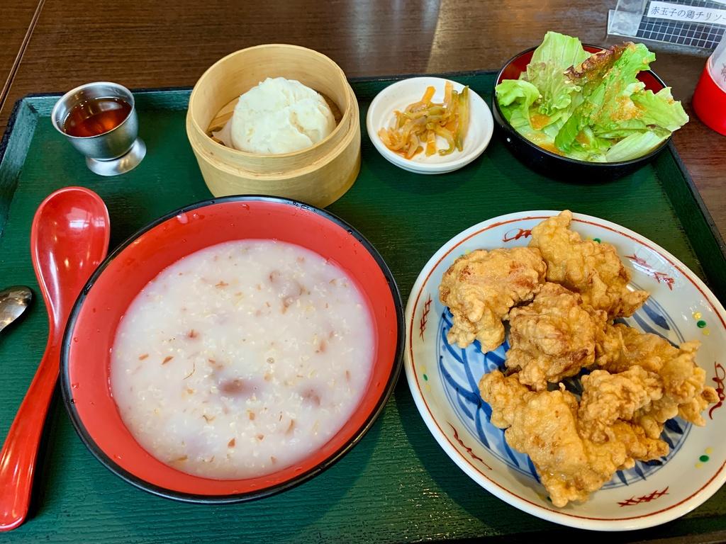 菜館Wongの週替わりランチ